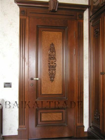Двери из дуба в Москве, купить настоящие двери из дуба по