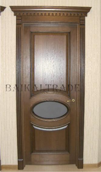 Двери из массива дуба - dvernoimirru